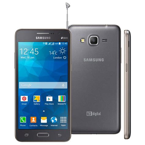 themes for samsung galaxy v duos smartphone samsung galaxy gran prime duos tv cinza com tv