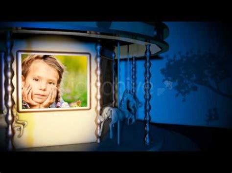 Carousel Photo Video Album After Effects Template Youtube After Effects Carousel Template