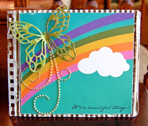 Creative Handmade Book Covers - scraps of my dynamic duo hop day 4