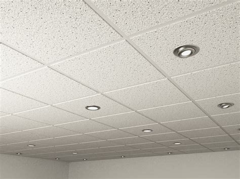 Ceiling Tile Light 3d Model Realistic Ceiling Tiles Spot