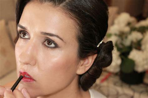 imagenes maquillaje retro maquillaje de novia vintage