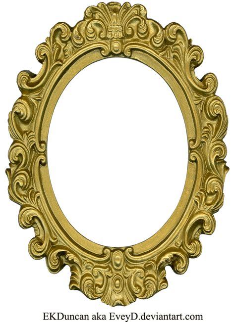 transparent oval frames ornate gold frame oval 1 by eveyd on deviantart