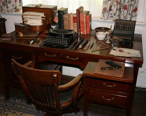 Writer Desk so you want to be a writer george bernard shaw s shaw s corner hertfordshire