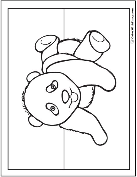 cute baby panda coloring pages kawaii panda coloring pages coloring pages
