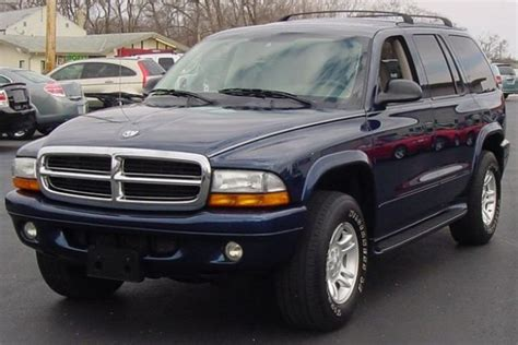 Garnet Mt 2003 dodge durango slt plus 4x4 dodge colors