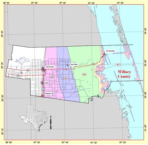 raymondville texas map state level maps