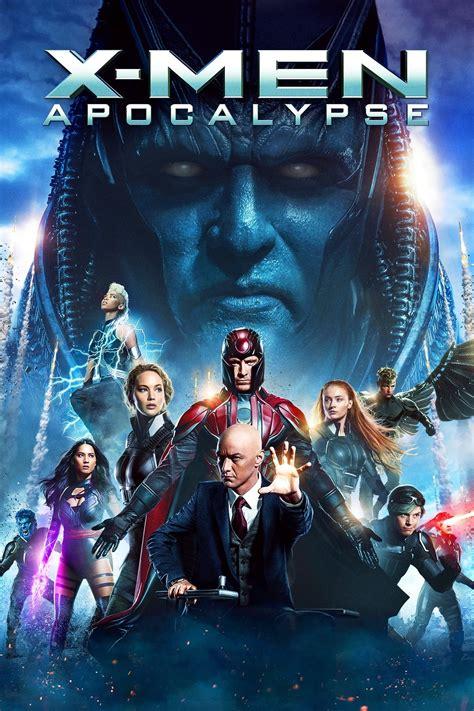 film kartun x men x men apocalypse 2016 posters the movie database tmdb