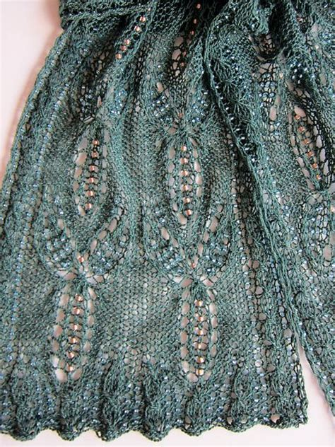 dragonfly knitting pattern jackiees s dragonfly dreams beaded scarf ravelry