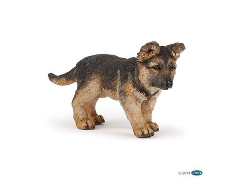 german shepherd puppy toys papo toys german shepherd puppy 54039 163 3 59