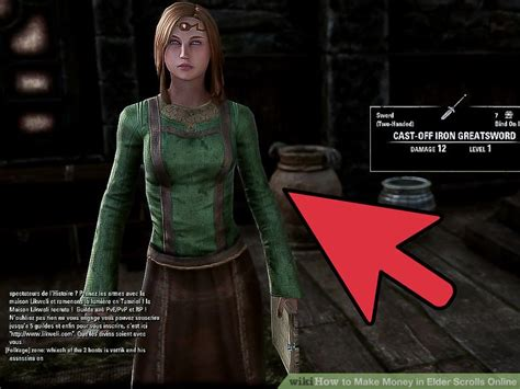 Elder Scrolls Online Making Money - 4 ways to make money in elder scrolls online wikihow