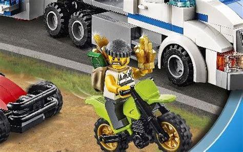 Lego 60049 City Helicopter Transporter lego 60049 helicopter transporter i brick city