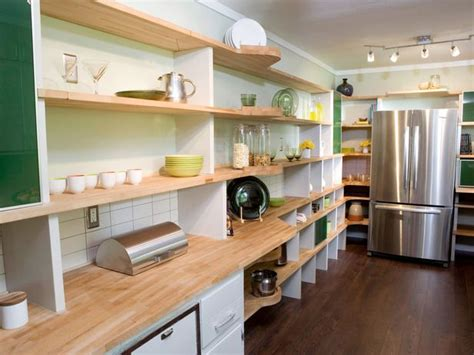 kitchen with wood open shelves just decorate 10 best images about simple home staging tips on pinterest