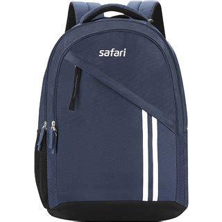 safari sport navy blue casual backpack: buy safari sport