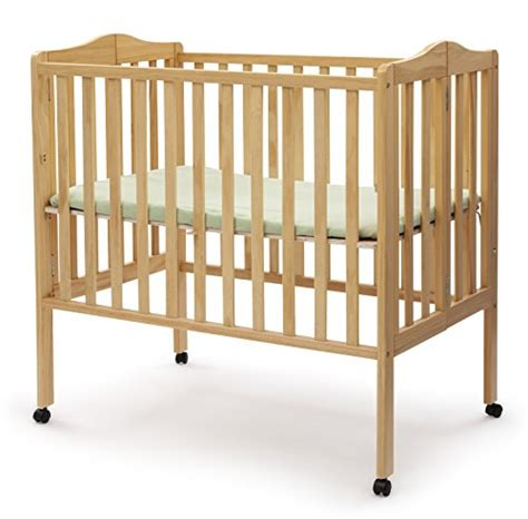 Delta Children Portable Mini Crib Natural New Ebay Mini Portable Crib