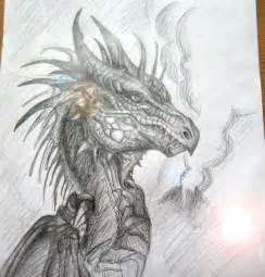 Dragon drawing by swarovskicrystal traditional art drawings fantasy