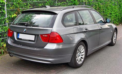 E91 Bmw by File Bmw 3er Touring E91 Facelift 20090425 Rear Jpg