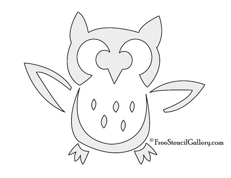 cute jack o lantern stencils printable easy and cute owl pumpkin carving templates ideas 2017
