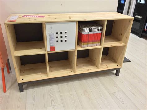 Kallax Box Alternative by Ikea Norn 196 S The Solid Wood Expedit Alternative For Djs