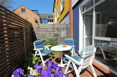 haus nickels helgoland haus nickels appartement mit seeblick und terrasse
