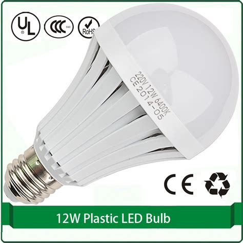 Led Light Bulbs In Bulk Free Shipping 12w Led Light Bulbs Wholesale E27 2835 Smd Led Plastic 12w Globes Led Bulb Lights