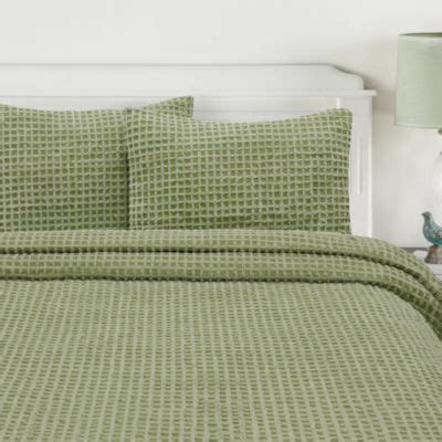 sage green coverlet buy sage bedspreads from bed bath beyond