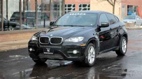 2011 bmw x6 xdrive 35i village luxury cars toronto youtube