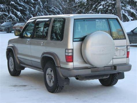 transmission control 1995 isuzu trooper parking system 2002 isuzu trooper pictures