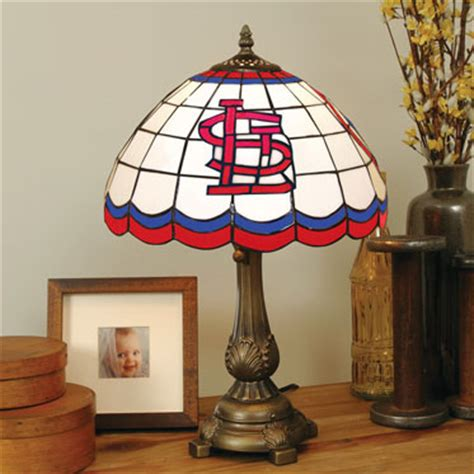 st louis cardinals table l st louis cardinals mlb stained glass table l
