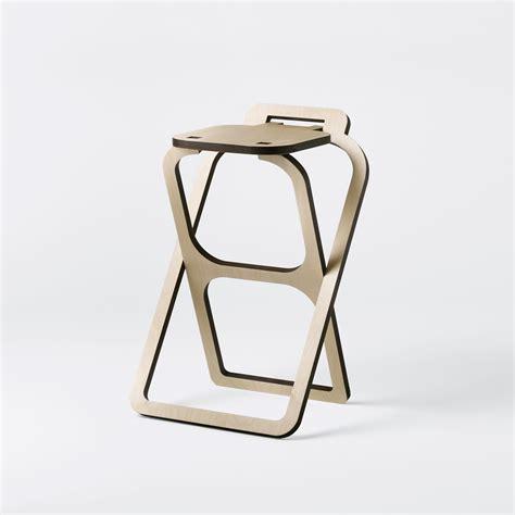 sgabello pieghevole legno sgabello pieghevole in legno design made in italy