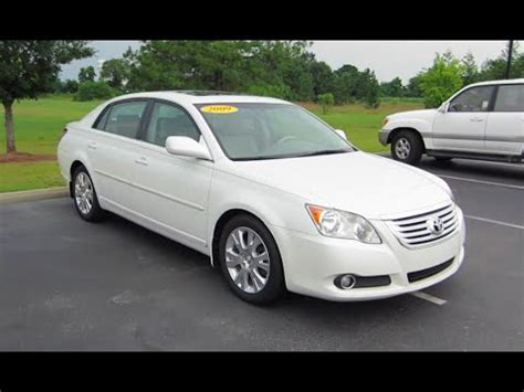 how to learn about cars 2009 toyota avalon parental controls 2009 toyota avalon xls full tour start up at massey toyota youtube