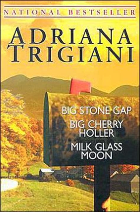 trigiani series trigiani box set big gap big cherry