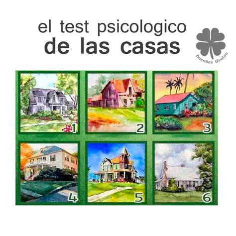 test psicologico test psicol 243 gico de casas topic taringa