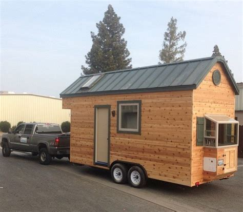 tiny houses california 224 sq ft sequoia by california tiny houses