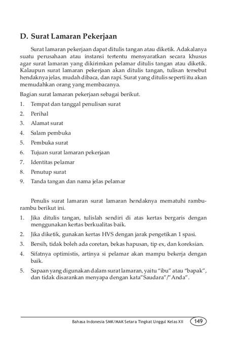membuat surat lamaran kerja pertamina contoh surat lamaran kerja indonesia contoh 193