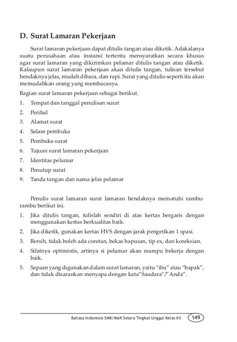 contoh surat lamaran kerja indonesia contoh 193