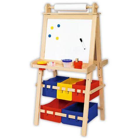 Kinder Tafel Holz Kreide Standtafel Maltafel Whiteboard