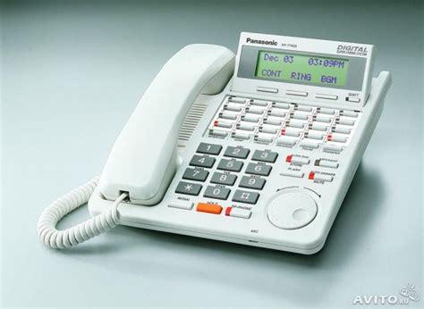 Telephone Kx T7433 купить радиотелефон и стационарный телефон panasonic