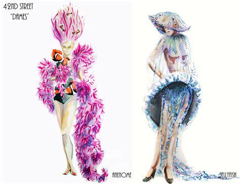 Fashion Resume Example by Genevieve V Beller S Portfolio Costume Design