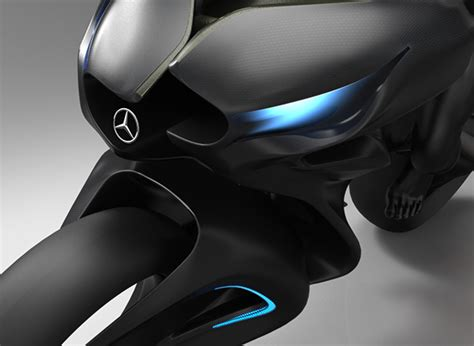 mercedes motorcycle 2030 mercedes benz future motorcycle the revenge
