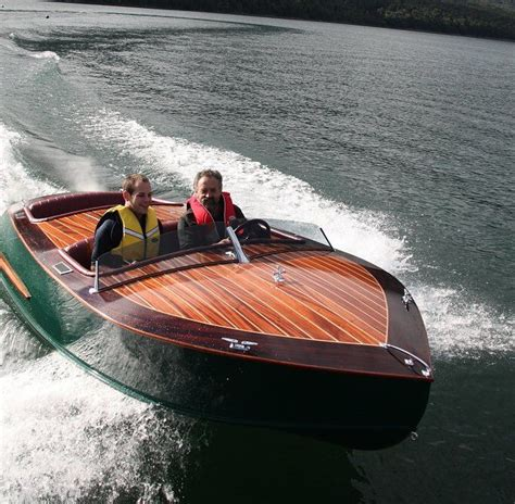 wooden boat plans inboard 15 ski king mid engine ski boat boatdesign boat plans