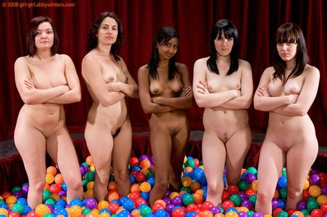 Five Australian Girls Play And Strip In A Ballpit Your Dirty Mind