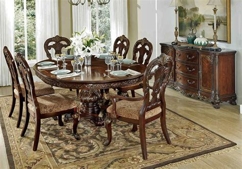 97 Old World Dining Room Sets Tuscano Old World Dining World Style Dining Room Furniture