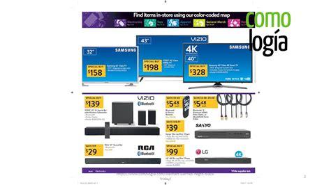 Walmart Viernes Negro 2018: Lista de ofertas de Walmart ... Horario Walmart