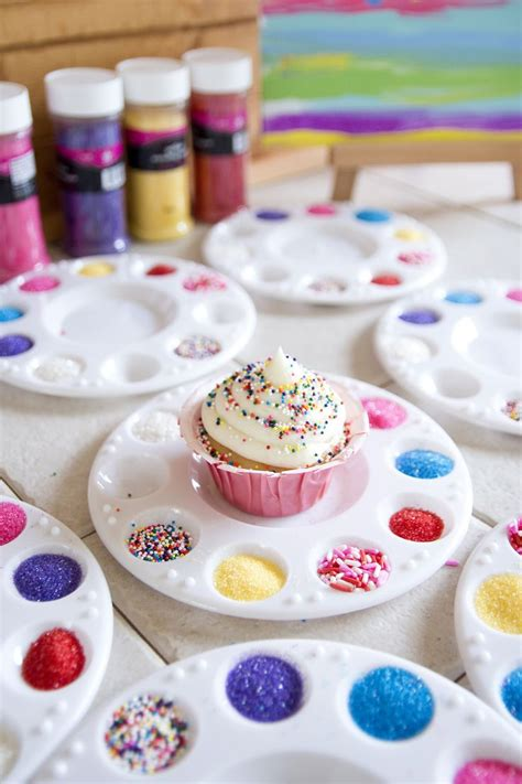 cupcake theme decorations 25 best ideas about cupcake decorating on