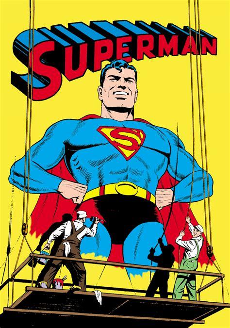 superman the golden age omnibus vol 5 dc comics september 2016 solicitations superherohype