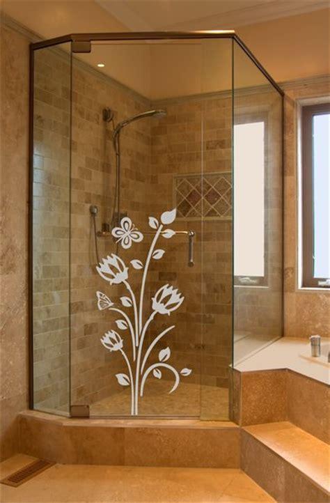 Sichtschutz Fenster Wasserfest by Aufkleber Sichtschutz Natur Dusche Gd120 Wasserfest