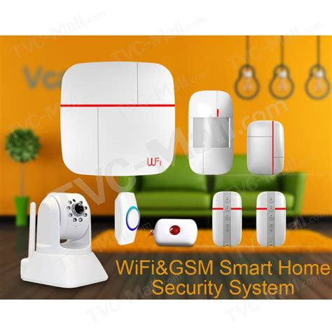 patrol hawk 433mhz vcare smart wifi gsm home security