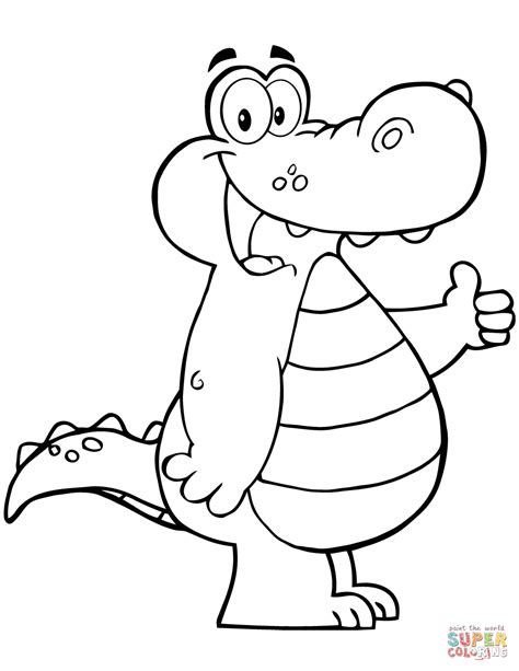 alligator mouth coloring page crocodile with open mouth coloring page free printable
