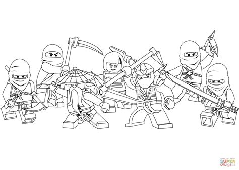 free coloring pages of lego ninjago lego ninjago coloring page coloring pages lego ninjago