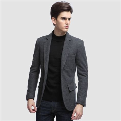 max toney clothing s jackets s wool suit